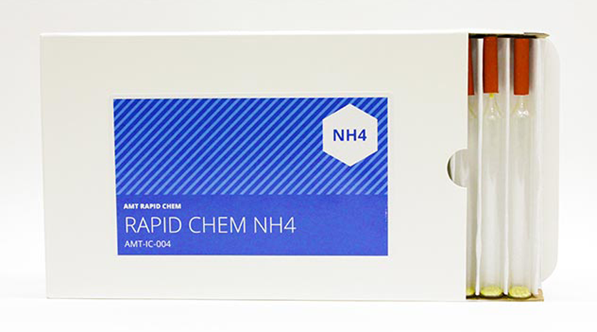 AMT-I-C-004 Rapid Chem Ammonia Nitrogen (7 ML) (0.1-10 ppm)