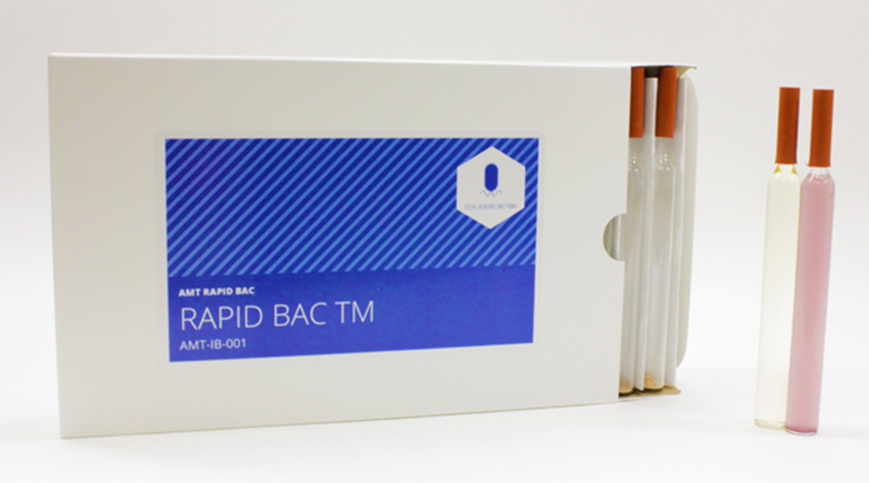 AMT-I-B-001 Rapid Bac Total Bacteria (7 ML)